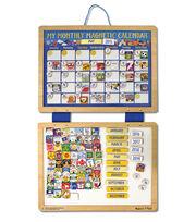 Melissa & Doug® My Monthly Magnetic Calendar, , hi-res