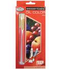 Royal Brush Essentials 12 mL Oil Paint Set-12PK