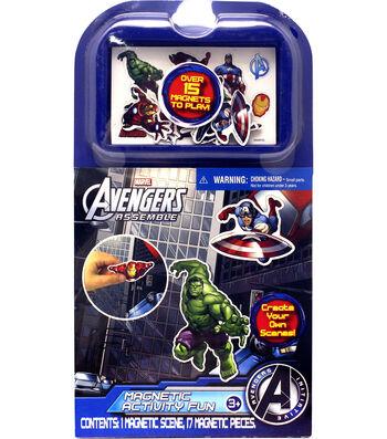 Marvel Comics™ Avengers Magnetic Tri-Fold