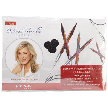 Deborah Norville Interchangeable Set-