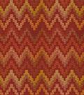 Home Decor 8\u0022x8\u0022 Fabric Swatch-Waverly Heart Beat  Fiesta