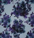 Sportswear 7 oz. Denim Fabric 57\u0027\u0027-Watercolor Florals