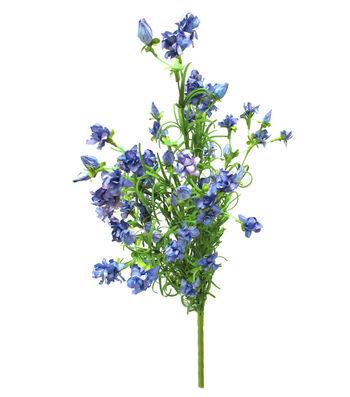 Wild Blooms 23'' Wildflower Bush-Blue