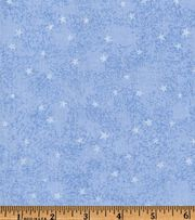 "Keepsake Calico™ Cotton Fabric 45""-Stars on Blue, , hi-res"
