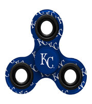 Kansas City Royals Diztracto Spinnerz-Three Way Fidget Spinner, , hi-res