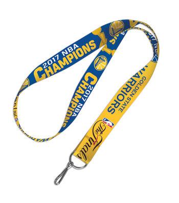 Golden State Warriors Championship Lanyard
