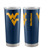 West Virginia University 20 oz Insulated Stainless Steel Tumbler, , hi-res