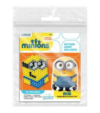 Perler Minions Trial Kit-Bob