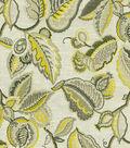 Home Decor 8\u0022x8\u0022 Fabric Swatch-Waverly Fantasy Fleur Pumice