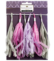 Buttercream™ Elizabeth Collection Tassel Garland, , hi-res