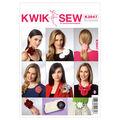 Mccall Pattern K3947 All Sizes -Kwik Sew Pattern