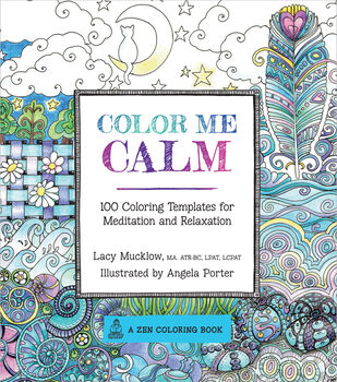 adult coloring book race point publishing color me calm - Where To Buy Coloring Books