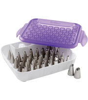 Wilton® Decorate Smart Tip Organizer Case, , hi-res