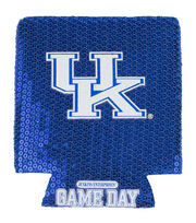 University of Kentucky Sequin Koozie, , hi-res