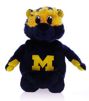 University of Michigan Wolverines Reverse-A-Pal Plush, , hi-res