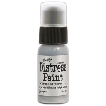 Brush Pwtr-distress Paints