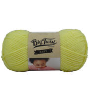 Big Twist™ Collection Baby Yarn, , hi-res