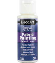 Americana Fabric Paint Medium, , hi-res