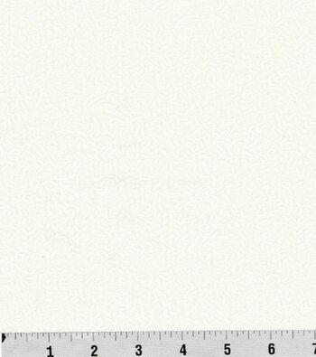 "Keepsake Calico™ Cotton Fabric 45""-White"