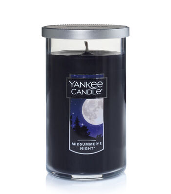 Yankee Candle Medium Perfect Midsummer's Night Scented Pillar Candle