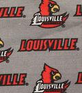 University of Louisville Cardinals Canvas Fabric 58\u0022-Logo