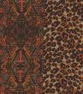 Ethnic Fabric - Polyester Crepe Print