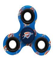 Oklahoma City Thunder Diztracto Spinnerz-Three Way Fidget Spinner, , hi-res