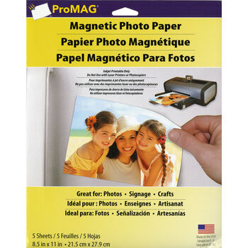 Magnum Magnetics Corp ProMag Magnetic Photo Paper
