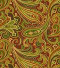 Home Decor 8\u0022x8\u0022 Fabric Swatch-Solarium Casa Salsa