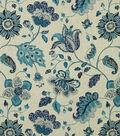 Home Decor 8\u0022x8\u0022 Fabric Swatch-Robert Allen Spring Mix Ultramarine
