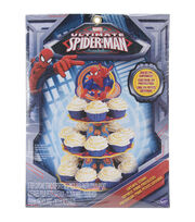 "Treat Stand-Spider-Man 11.75""X15.5"" Holds 24, , hi-res"