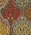 Waverly Lightweight Decor Fabric 54\u0022-Lunar Sky /Sunset