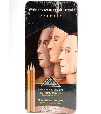 Prismacolor Premier Colored Pencils 24/Pkg-Portrait