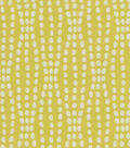 Home Decor 8\u0022x8\u0022 Fabric Swatch-Upholstery Fabric-Waverly Strands/Citrus