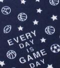 Blizzard Fleece Fabric 59\u0022-Game Day
