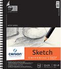 Canson Universal Sketch Paper Pad 11\u0022X14\u0022