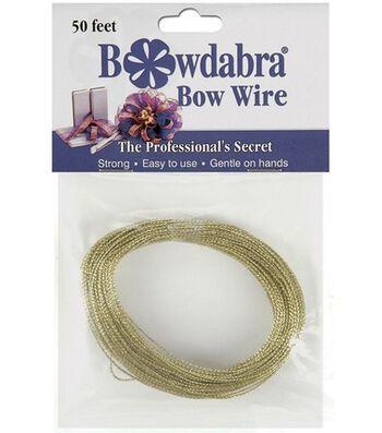 Darice Bowdabra Wire 50 Feet