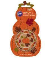 Standard Baking Cups-Pumpkin 50/Pkg, , hi-res