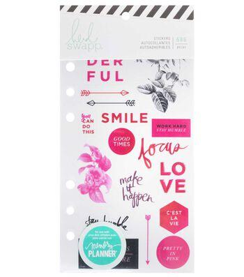 Heidi Swapp® Fresh Start Cardstock Stickers-Elegant