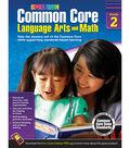 Spectrum Common Core Language Arts And Math Book Grade 2