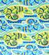 Anti-Pill Fleece Fabric 59\u0022-Summer Iguana