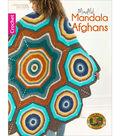 Leisure Arts Mindful Mandala Afghans Crochet Book