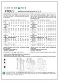 Mccall Pattern V8922 12-14-16-1-Vogue Pattern