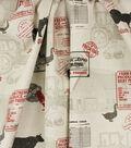 Hudson 43 Multi-Purpose Decor Fabric-54\u0022-Huddersfeild Linen Farmhouse