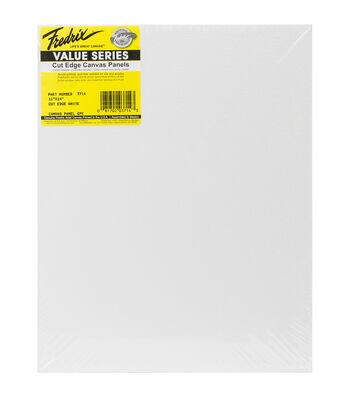 "Tara Fredrix Cut Edge Canvas Panel 6/Pkg-11""X14"""
