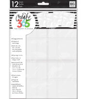 Create 365 Planner Page Protectors-3 Layout, , hi-res