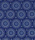 Snuggle Flannel Fabric 42\u0022-Medallion