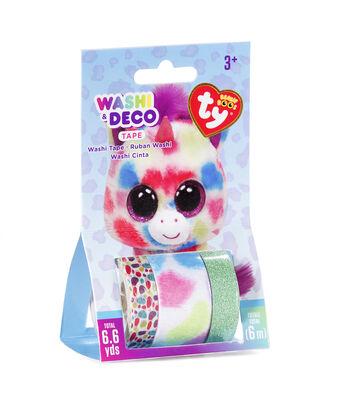 Ty Inc. Beanie Boos® Washi & Deco Tape-Wishful™ Unicorn