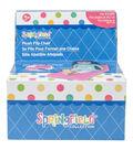 Springfield Collection® 6.88\u0027\u0027x6.88\u0027\u0027x8.13\u0027\u0027 Plush Flip Chair-Pink