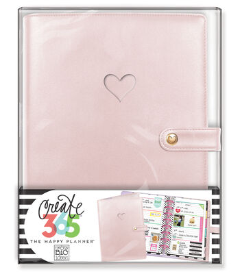 Create 365 The Happy Planner™ Mini Deluxe Cover-Rose Gold